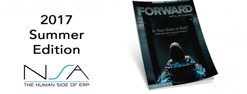 2017 Summer Edition of FORWARD!