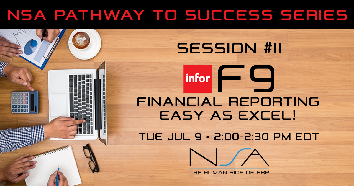Pathway to Success Professional Services Series #11 with F9