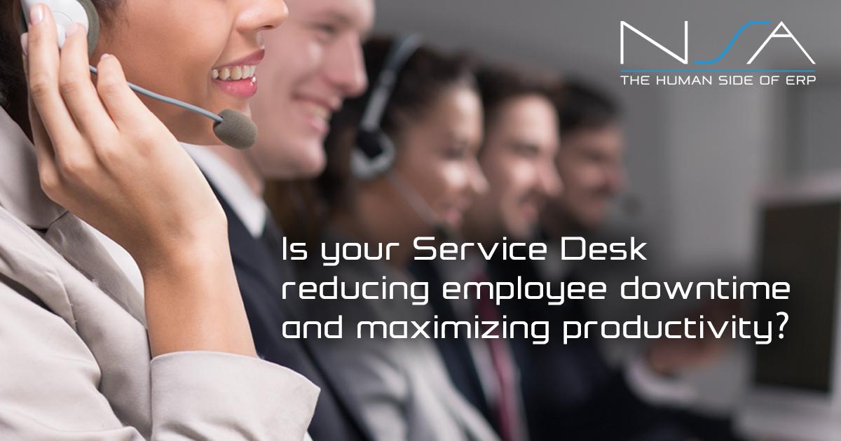 Keys to Service Desk Success