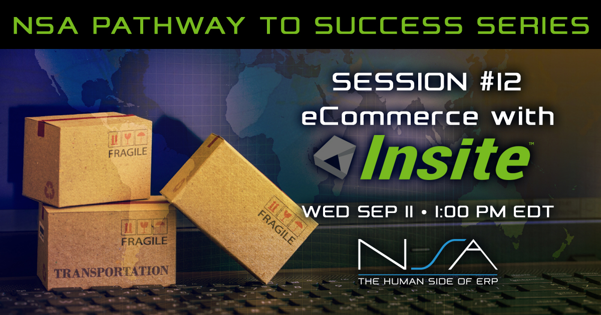 Pathway to Success Professional Services Series #12 with Insite