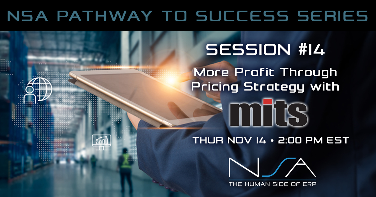 Pathway to Professional Services Series #14 with MITS