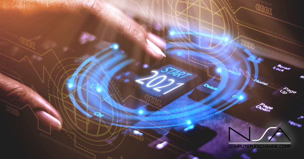 What's on the Technology Horizon for 2021?
