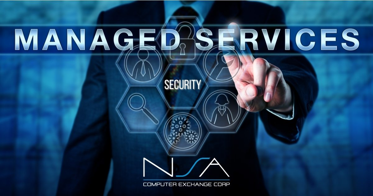 Tech image - managed security services