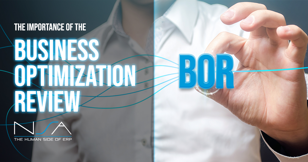 The Importance of Business Optimization Review