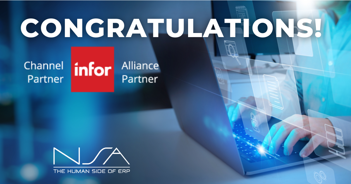 Infor Positioned as a Leader in the 2021 Gartner Magic Quadrant for Cloud ERP for Product-Centric Enterprises