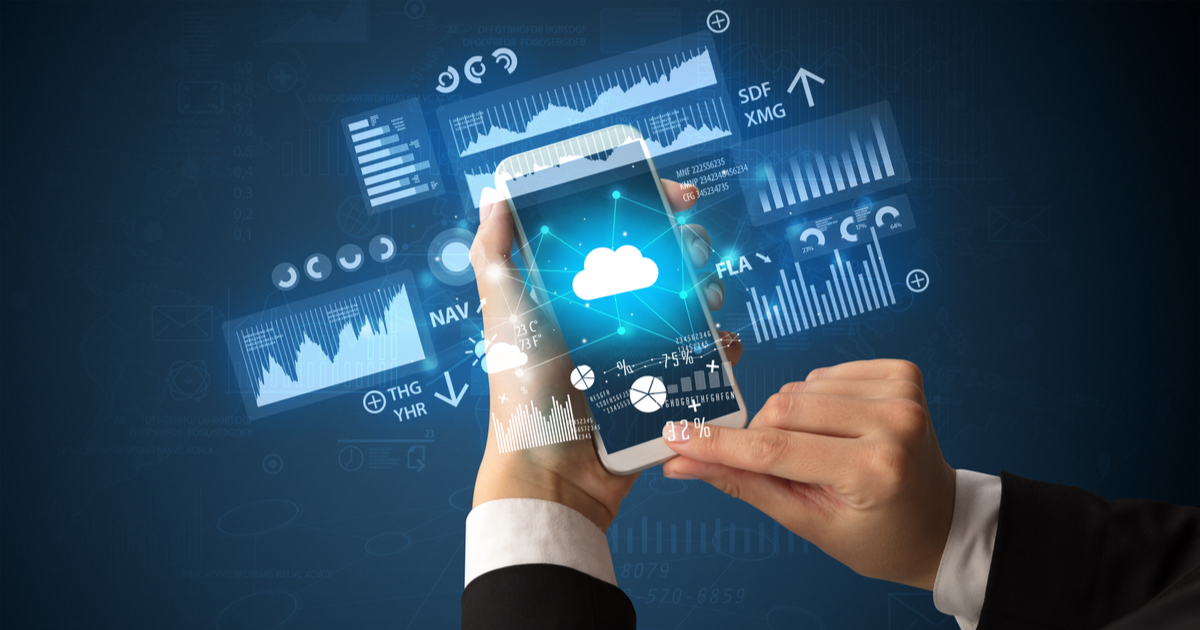 Cloud financial Image
